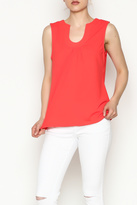 Aryeh Coral Top