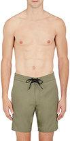 Outerknown Men's Pocket Evolution Board Shorts-DARK GREEN