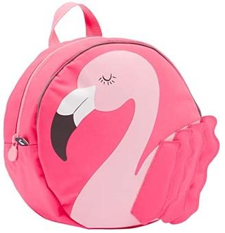 Joules Kids Explorer (Little Kids/ Big Kids) (Pink Flamingo) Backpack Bags
