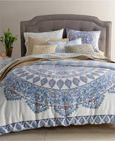 Martha Stewart Collection Whim by Martha Stewart Collection Mandala 2-Pc. Twin/Twin Xl Comforter Set, Created for Macy's Bedding
