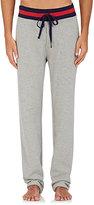 Sleepy Jones Men's McCabe Cotton-Blend Sweatpants-GREY