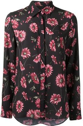 Adam Lippes Floral-Print Shirt