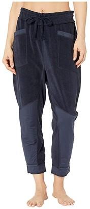 FP Movement Let It Go Sweatpants (Navy) Women's Casual Pants