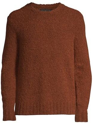 John Varvatos Athens Boucle Sweater
