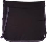 Soffe Black Active Skirt