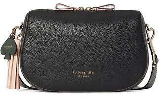 Kate Spade Medium Anyday Leather Saddle Bag