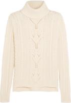 Joie Irissa wool-blend turtleneck sweater