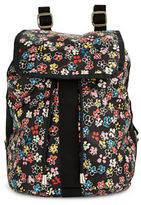 Le Sport Sac Printed Shopper Backpack