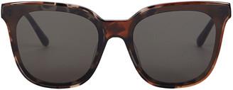Illesteva Camille Oversized Wayfarer Sunglasses