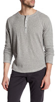 Joe's Jeans Joe&s Jeans Sebastian Long Sleeve Knit Henley