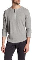Joe's Jeans Sebastian Long Sleeve Knit Henley