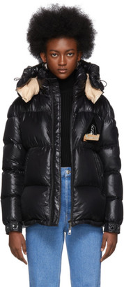 Moncler Black Down Wilson Jacket