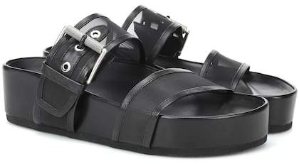 Rag & Bone Evin mesh platform sandals