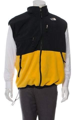 ed37dd27c Zip-Up Fleece Vest
