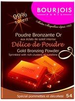 Bourjois Delice De Poudre Bronzing Powder, Gold