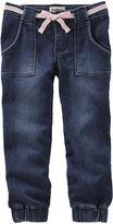 Osh Kosh Oshkosh Denim Jogger Pants - Preschool Girls 4-6x