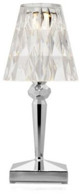 Kartell Precious Battery Table Lamp