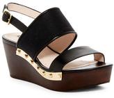 Louise et Cie Quincy Platform Wedge Sandal