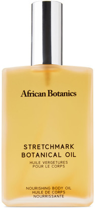 African Botanics Stretchmark Botanical Oil, 3.38 oz