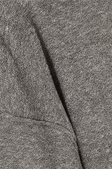 Current/Elliott The Stadium cotton-blend terry sweatshirt