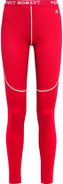Perfect Moment - Stretch-jersey Ski Leggings - Red