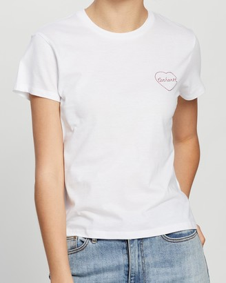 Carhartt SS Tilda Heart T-Shirt