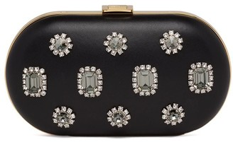 Prada Jewel Applique Clutch