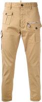 DSQUARED2 cargo pants - men - Cotton/Spandex/Elastane - 46