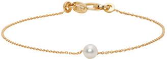 Sophie Bille Brahe Gold Palme de Perle Bracelet