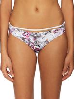 Onia Alex Floral Print Bikini Bottom