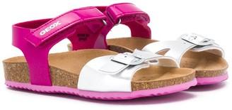 Buckle Open Toe Sandals