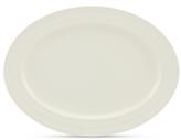 Kate Spade Dinnerware, Fair Harbor White Truffle Medium Oval Platter