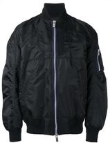Sacai MA-1 bomber - men - Cotton/Nylon - 2