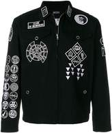 Kokon To Zai Scout patch coach jacket