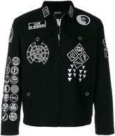 Kokon To Zai Scout patch coach jacket