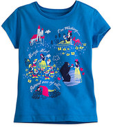 Disney Snow White and the Seven Dwarfs Tee for Girls