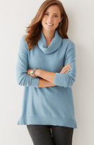 J. Jill Abby Cowl-Neck Sweater