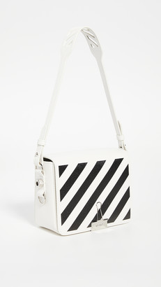 Off-White Off White Diagonal Flap Bag