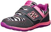 New Balance Girls KV111 Hook-and-Loop Running Shoe (Little Kid/Toddler)