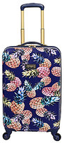 """Jessica Simpson Pineapple 21"""" Carry-On Spinner"""