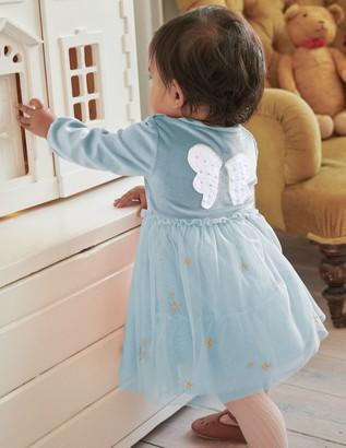 Boden Fairy Wings Tulle Dress
