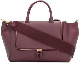 Anya Hindmarch Zip Front Tote Bag