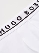 Boss BOSS Three Pack Boxer Briefs - White