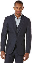 Perry Ellis Slim Fit Linen Suit Jacket