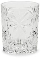 Godinger Palm Double Old Fashioned Glasses/Set of 4