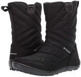 Columbia Minx Slip III (Black/Steam) Women's Cold Weather Boots