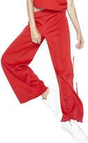 MinkPink Varsity Wide Leg Track Pant