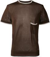 DSQUARED2 short sleeve knit - men - Viscose - L