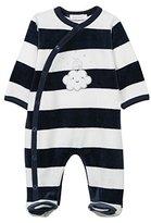 Absorba Baby Playwear Footies, Blau (Marine 04)