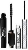 It Cosmetics TIGHTLINE Black Primer & Hello Lashes Mascara Duo